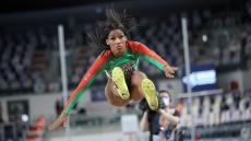 Europeus de pista coberta: Mamona na final do triplo salto