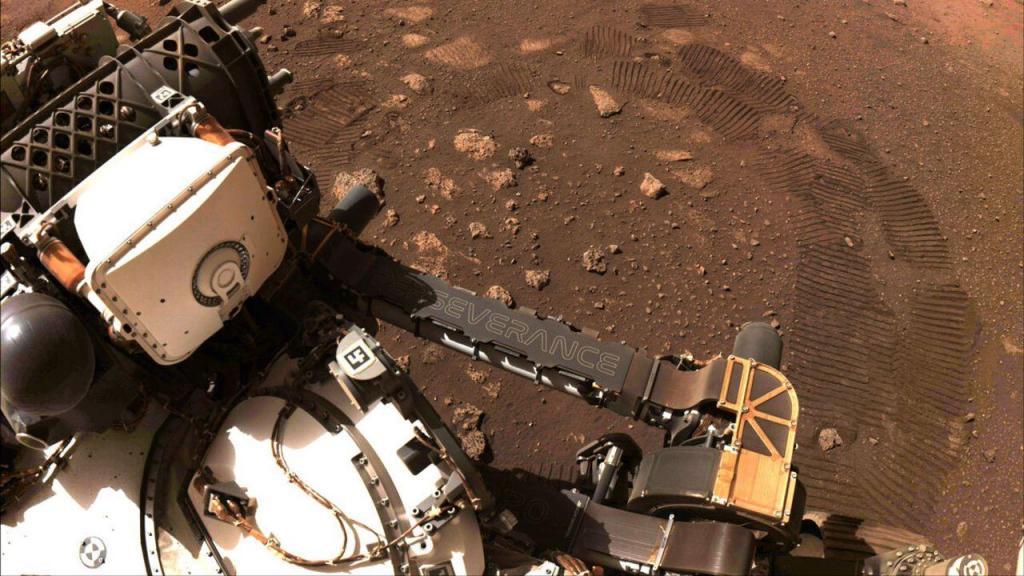 Perseverance no solo de Marte