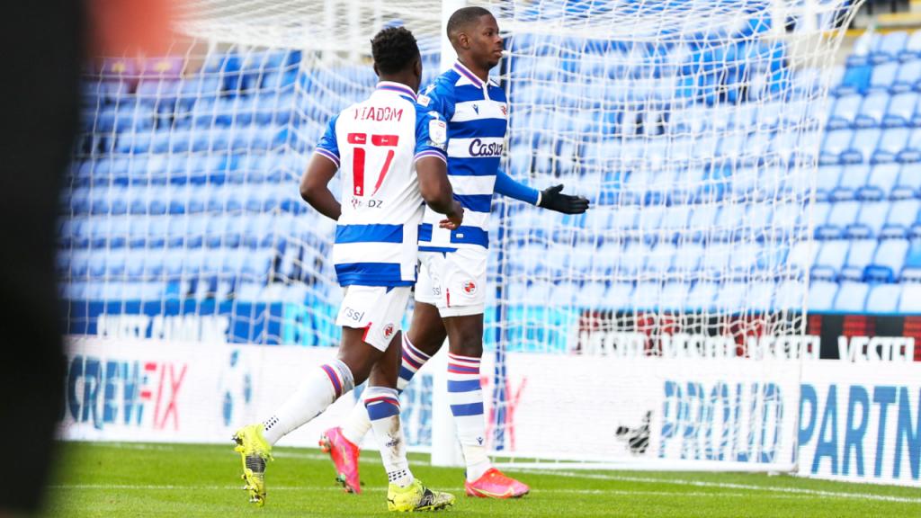 Lucas João marcou na vitória do Reading ante o Sheffield Wednesday (Reading)