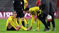 Bayern Munique-Borussia Dortmund (Sven Hoppe/Pool via AP)