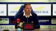 Ricardo Soares: «Demorámos muito tempo a entrar no jogo»