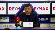 Sérgio Conceição explica o que é «jogar à Porto»