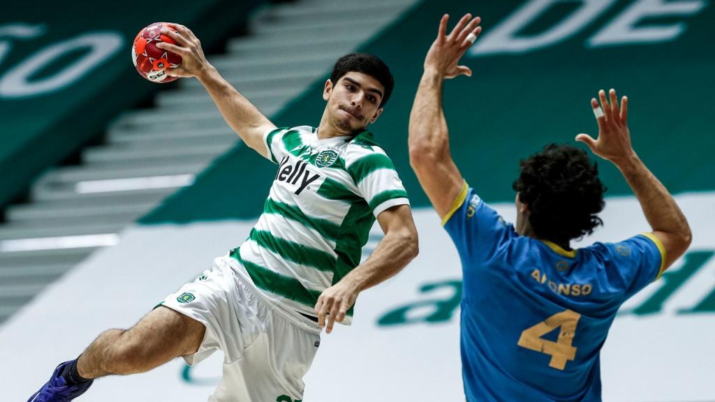 Andebol 2020/2021: Sporting-ISMAI (Sporting CP)