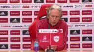 «Pedrinho tem talento, mas quando o campo alarga tem mais dificuldade»