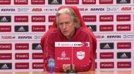 «Só ouço os treinadores portugueses a dizer: 'mata, mata, mata'»