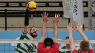 Final da Taça de Portugal de voleibol: Sporting-Benfica (Manuel Fernando Araújo/LUSA)