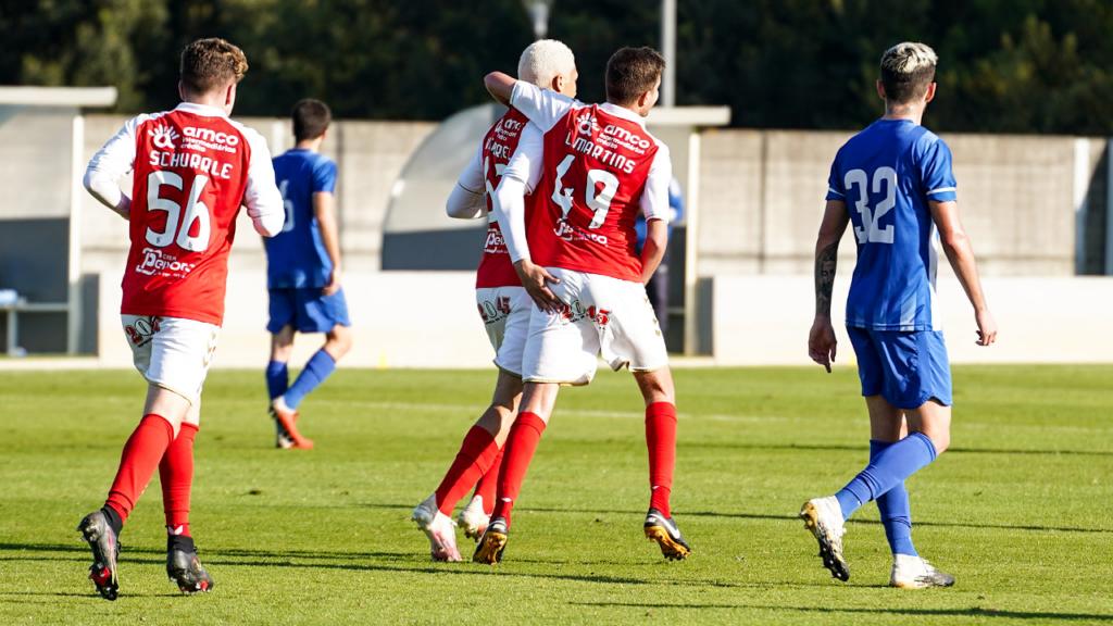 Campeonato de Portugal: Pedras Salgadas-Sp. Braga B