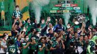 Palmeiras-Grémio (EPA)