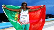 Liliana Cá conquistou uma prata nos Jogos do Mediterrâneo em 2018, em Tarragona (FPA)