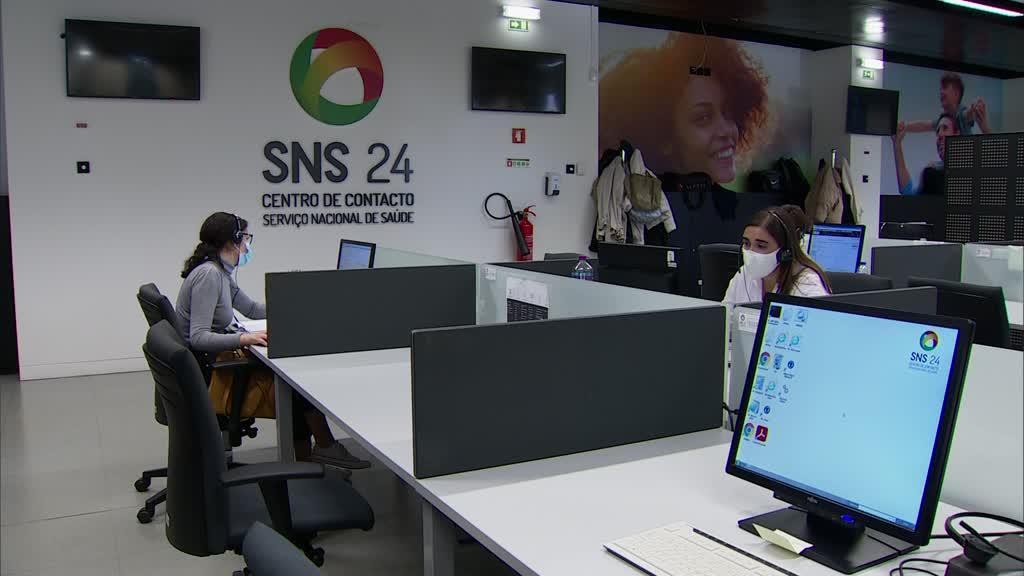 SNS24: Altice reage à notícia da TVI e explica situação dos trabalhadores precários