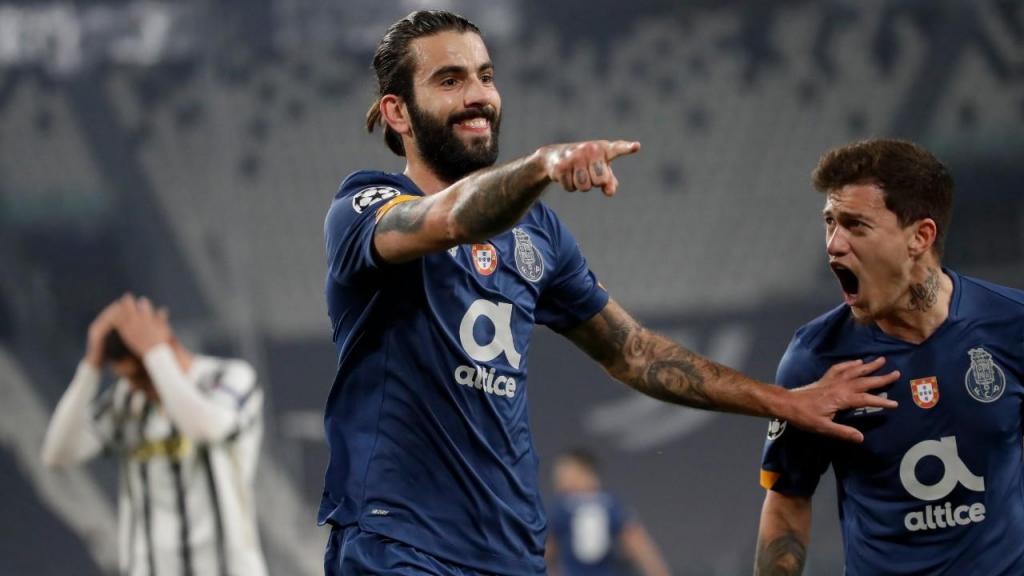 Juventus-FC Porto (AP)