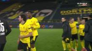 Dortmund garante «quartos» à boleia de Haaland