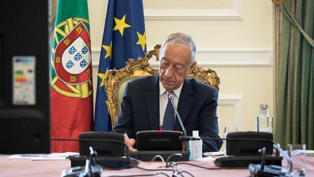 Marcelo Rebelo de Sousa ouve partidos com assento parlamentar