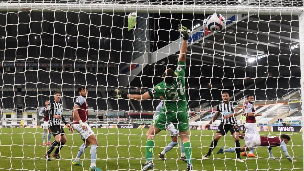 Newcastle-Aston Villa (Stu Forster/EPA)