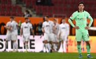 O Augsburgo bateu o Borussia M'Gladbach