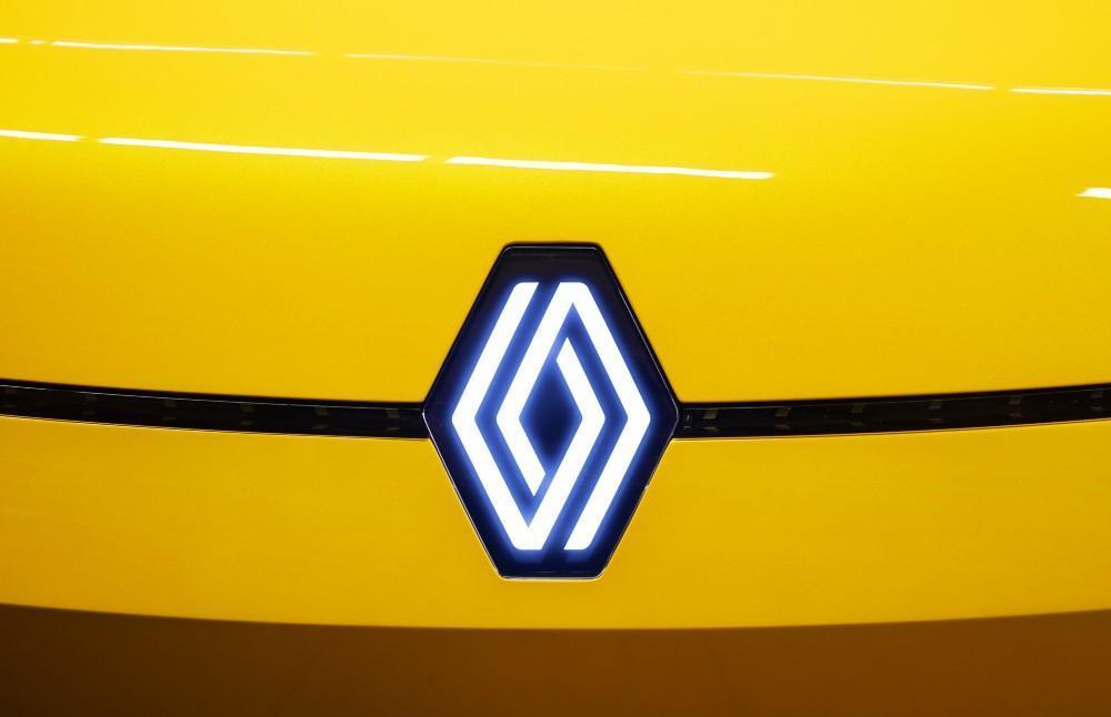 Novo Logótipo da Renault