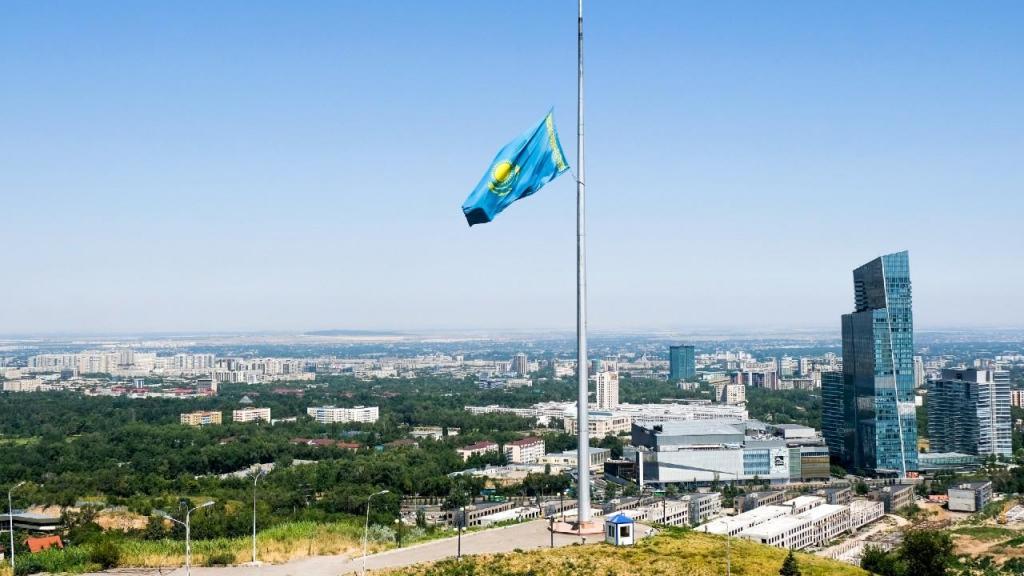 Almaty, Cazaquistão