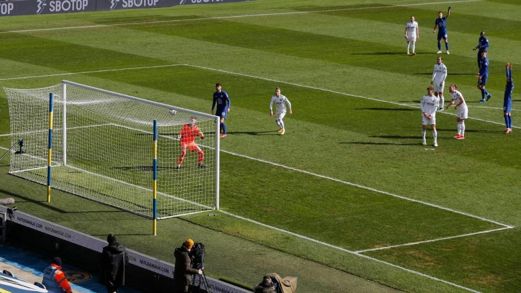 Leeds-Chelsea (AP)
