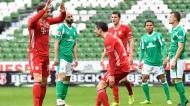 Werder Bremen-Bayern Munique (AP Photo/Martin Meissner)