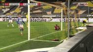Fenómeno Moukoko volta a marcar pelo Borussia Dortmund