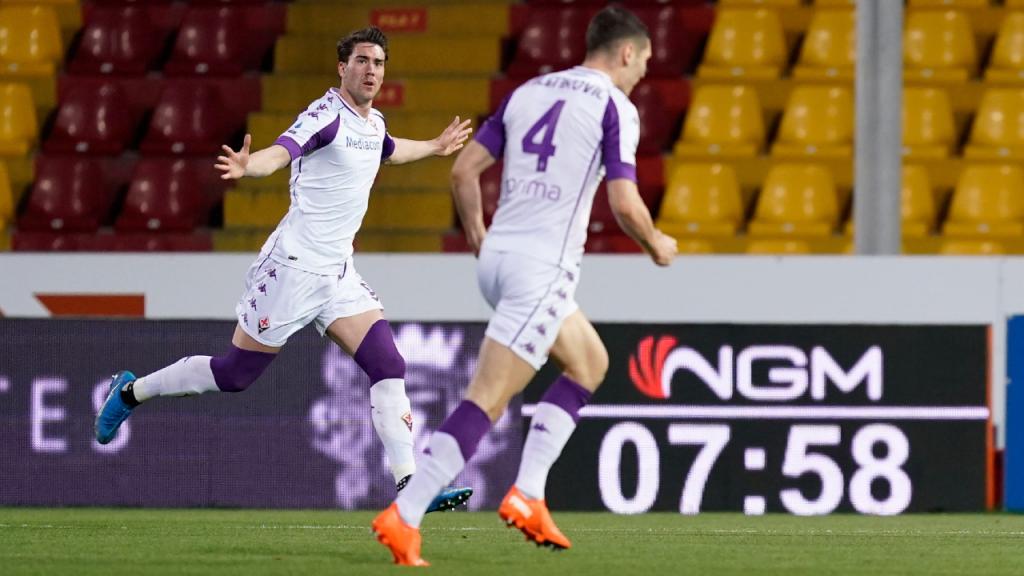 Dusan Vlahovic (Fiorentina): 21 golos