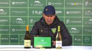 «Tirando o golo, a melhor oportunidade do jogo foi nossa»