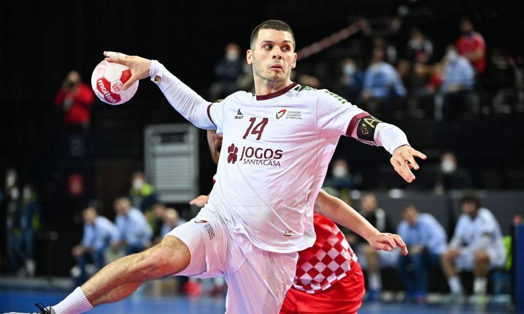 Torneio pré-olímpico de andebol: Portugal-Croácia (IHF)