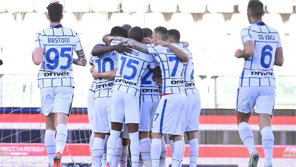 Torino-Inter (Fabio Ferrari/LaPresse via AP)