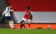 Arsenal-Tottenham (AP)