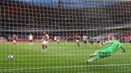Arsenal-Tottenha (Julian Finney/Pool via AP)