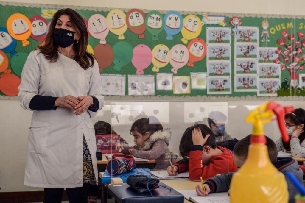 Regresso às aulas em Vila Nova de Gaia