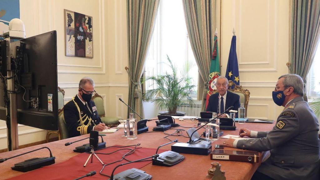 Reunião do Conselho Superior de Defesa Nacional