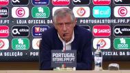 «É importante para mim avaliar o João Palhinha mais de perto»