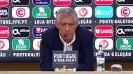 Fernando Santos comenta o momento de Félix no At. Madrid