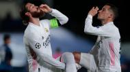 Real Madrid-Atalanta (AP)