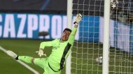 Real Madrid-Atalanta (Kiko Huesca/EPA)