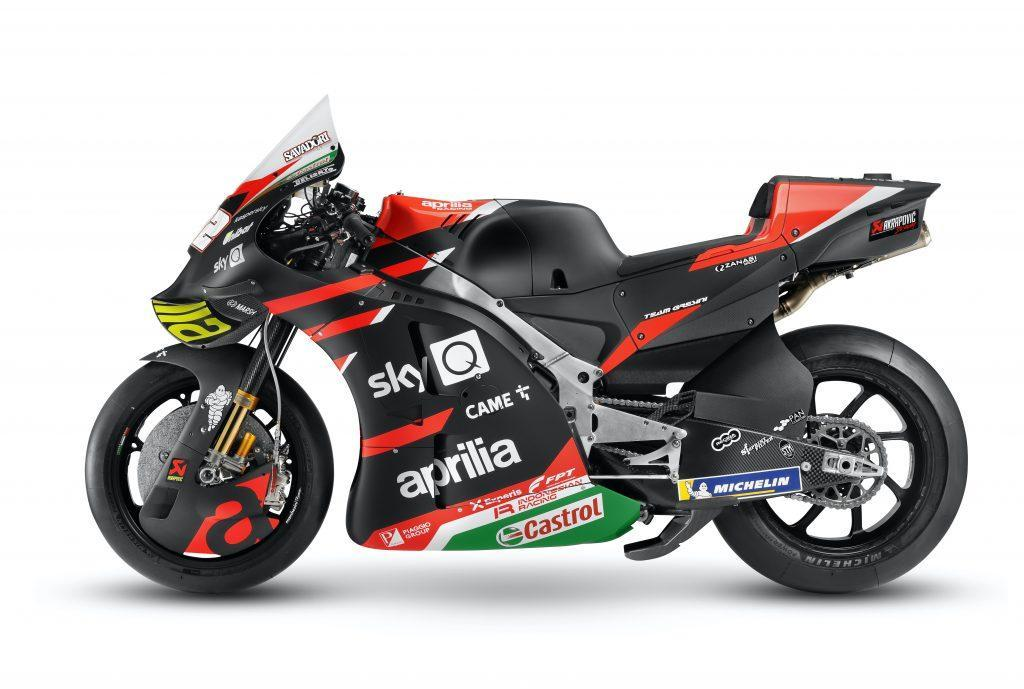 Aprilia RS-GP 2021 (Aprilia Racing Team Gresini)