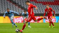 1.º Lewandowski/Bayern Munique: 41 golos/82 pontos