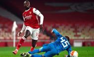 Arsenal-Olympiakos (Lusa)