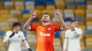Shakhtar Donetsk-Roma