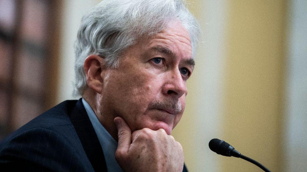 William Burns, diretor da CIA