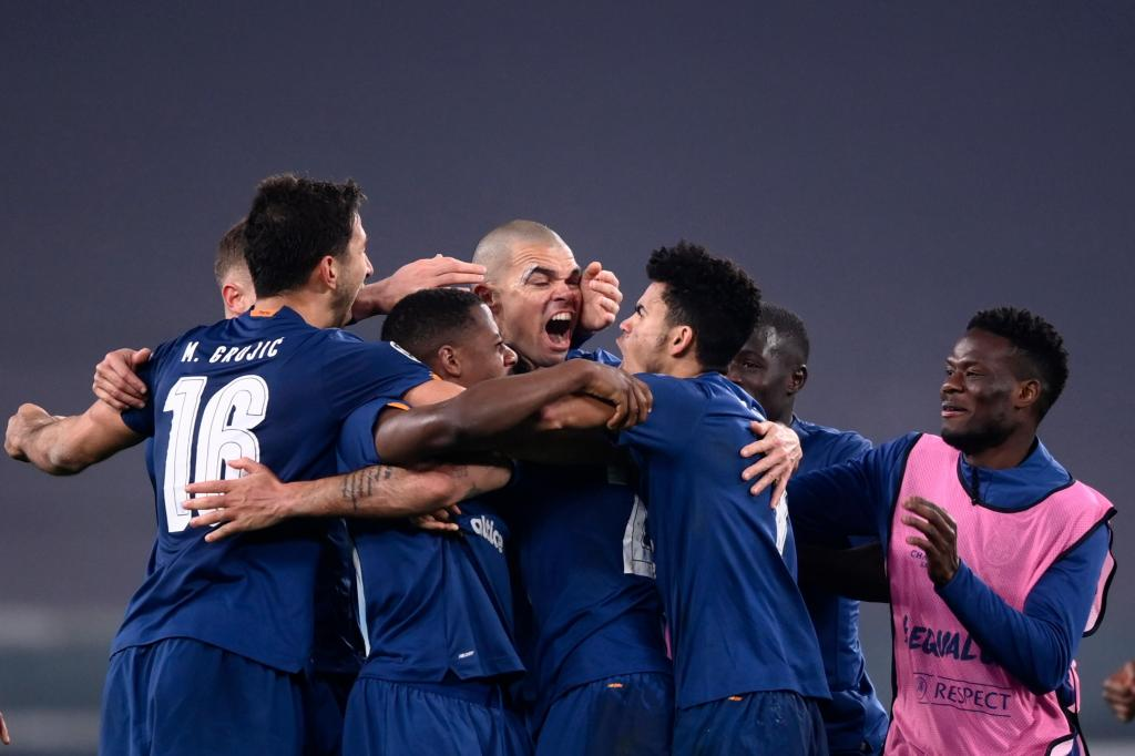 FC Porto (Fabio Ferrari/LaPresse via AP)