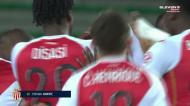 Veja os quatro golos do Monaco em Saint-Étienne
