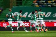 Sporting-V. Guimarães (EPA/José Sena Goulão)