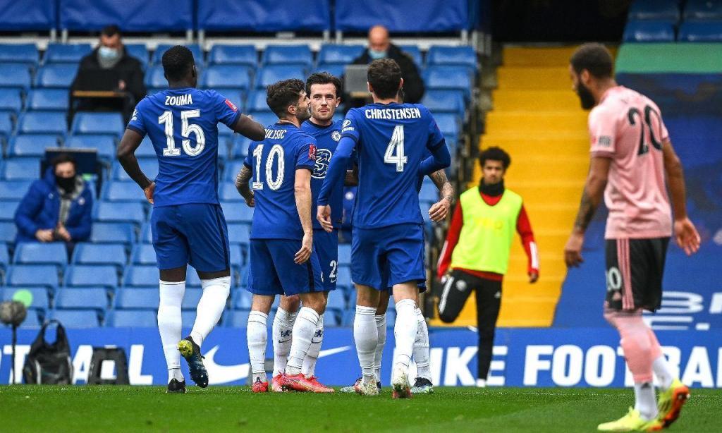 Chelsea-Sheffield United
