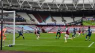 West Ham-Arsenal (Justin Tallis/EPA)