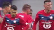 Xeka estreou-se a marcar pelo Lille com este golo