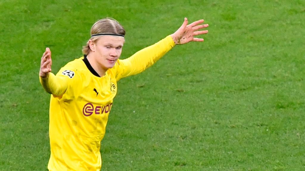 2.º: Erling Haaland, Borussia Dortmund (150 a 200 milhões de euros)