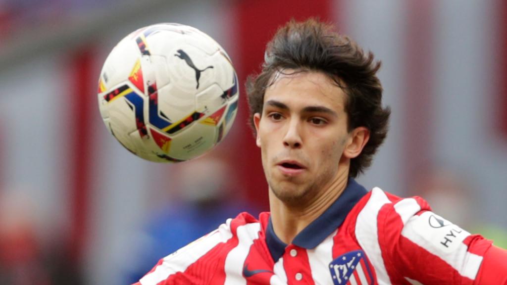 3.º: João Félix, At. Madrid (120 a 150 milhões de euros)