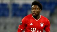 9.º: Alphonso Davies, Bayern Munique (90 a 120 milhões de euros)